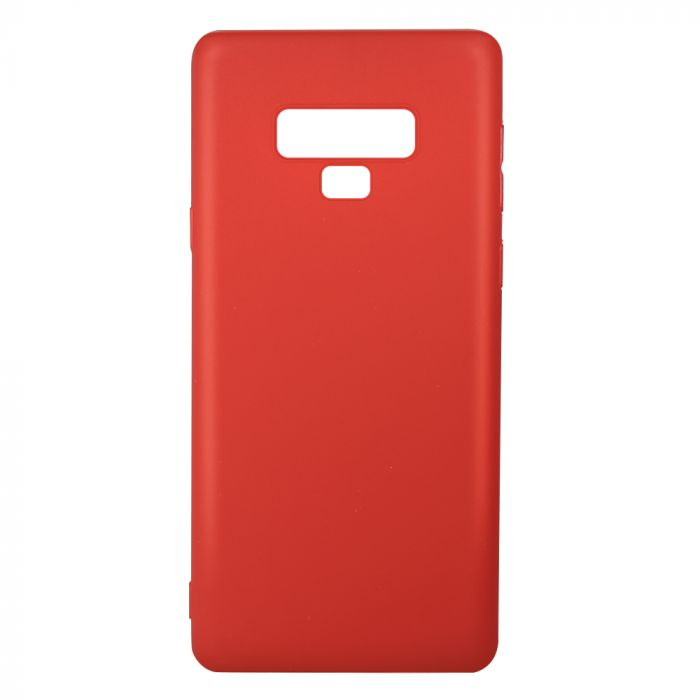 Husa Samsung Galaxy Note 9 Just Must Silicon Candy Red
