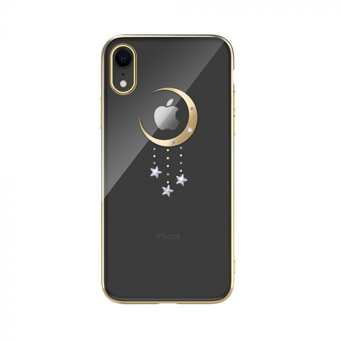 Carcasa iPhone XR Devia Meteor Gold