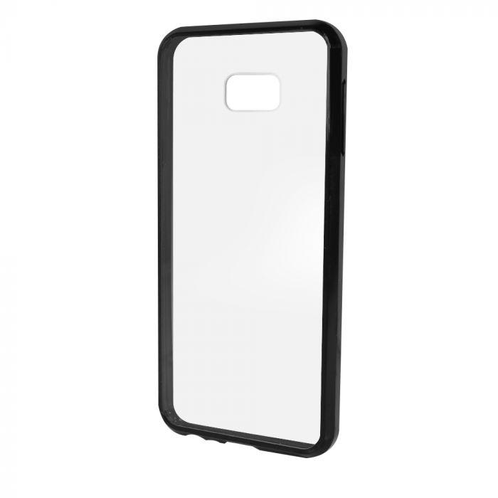 Carcasa Samsung Galaxy J4 Plus Just Must Pure II Black
