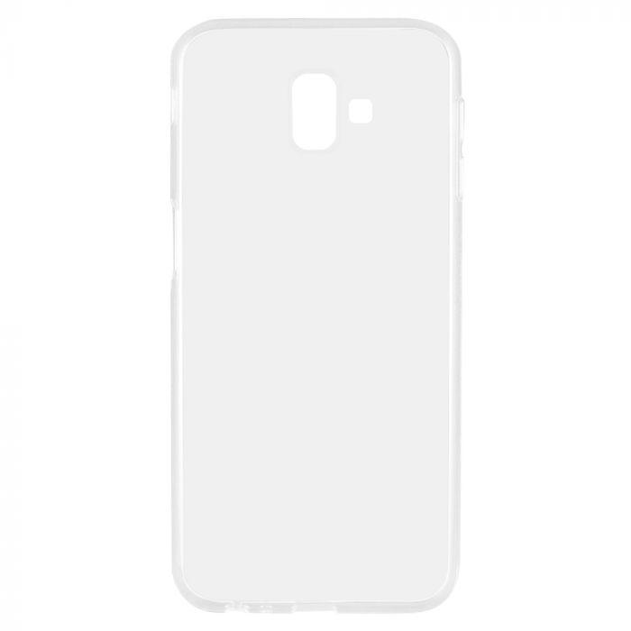 Husa Samsung Galaxy J6 Plus Lemontti Silicon Transparent