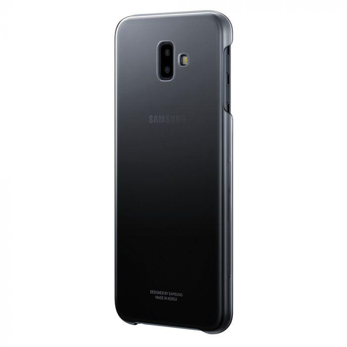 Carcasa Samsung Galaxy J6 Plus Samsung Gradation Cover Black