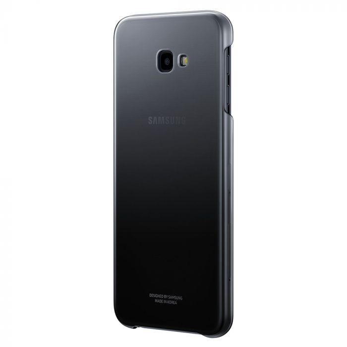 Carcasa Samsung Galaxy J4 Plus Samsung Gradation Cover Black