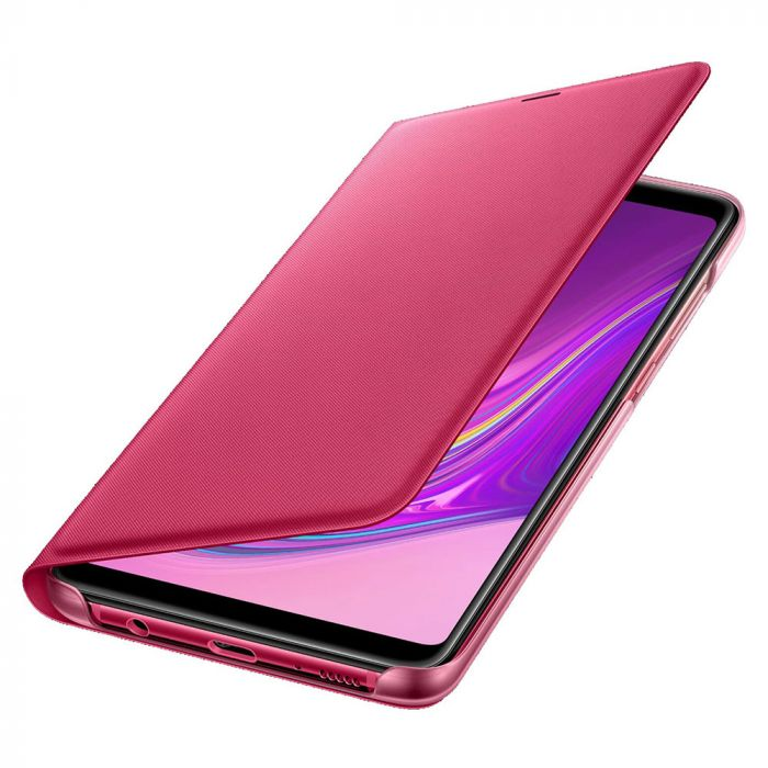Husa Samsung Galaxy A9 (2018) Samsung Book Wallet Cover Pink