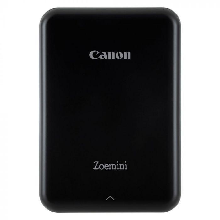 Canon Zoemini Photo Printer Zink Black