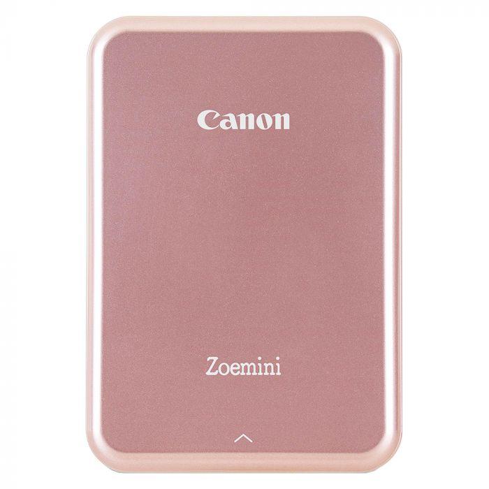 Canon Zoemini Photo Printer Zink Rose Gold