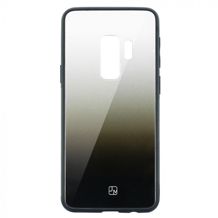 Carcasa Sticla Samsung Galaxy S9 Plus G965 Just Must Glass Gradient White-Black
