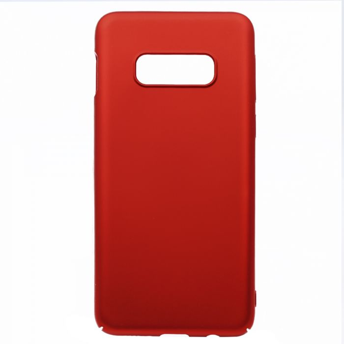 Carcasa Samsung Galaxy S10e G970 Just Must Uvo Red