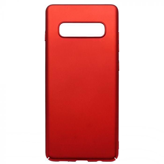 Carcasa Samsung Galaxy S10 G973 Just Must Uvo Red