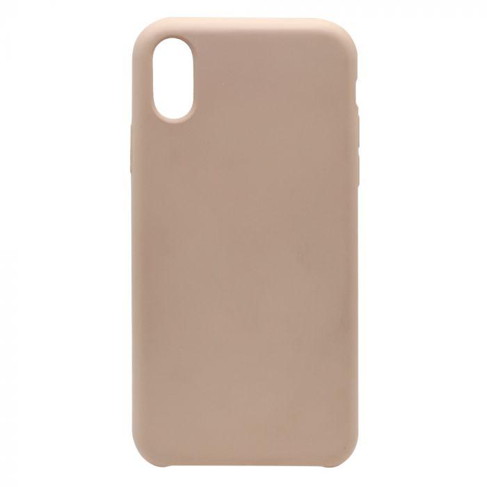 Carcasa iPhone XS / X Lemontti Aqua Pink Beige