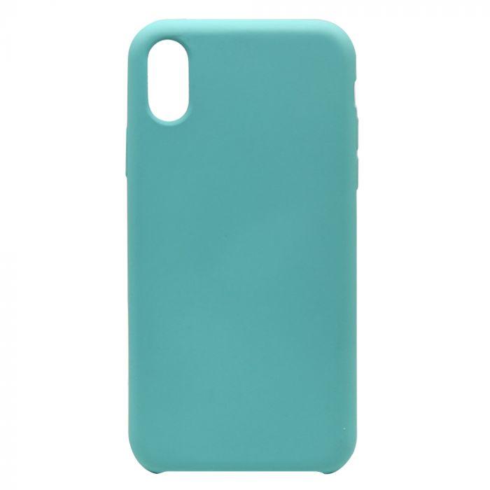 Carcasa iPhone XS / X Lemontti Aqua Ice Blue
