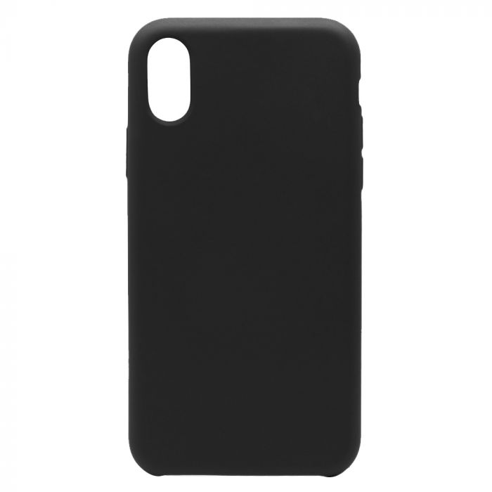 Carcasa iPhone XS / X Lemontti Aqua Black