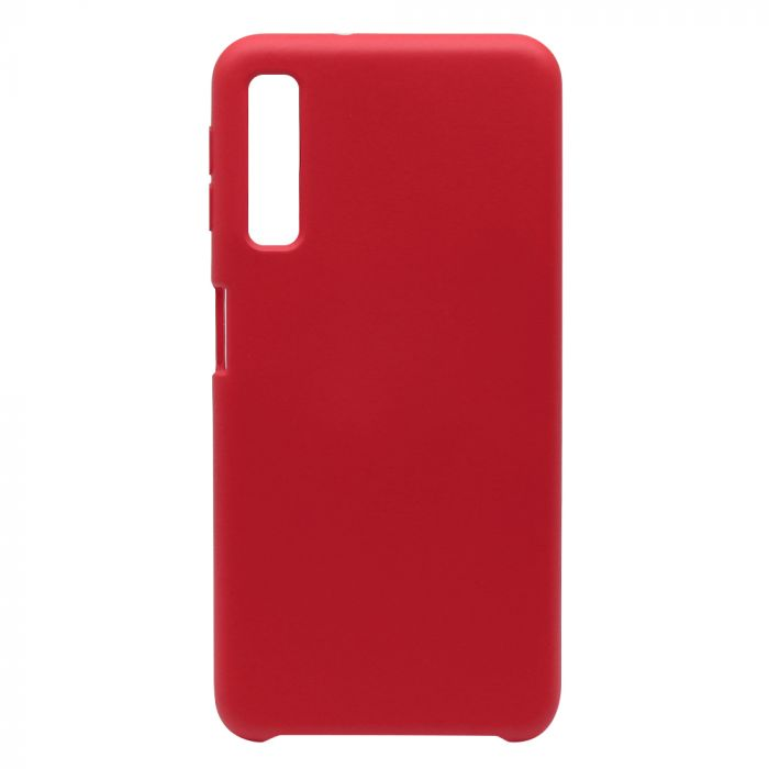 Carcasa Samsung Galaxy A7 (2018) Lemontti Aqua Red
