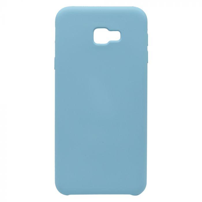Carcasa Samsung Galaxy J4 Plus Lemontti Aqua Azure Blue