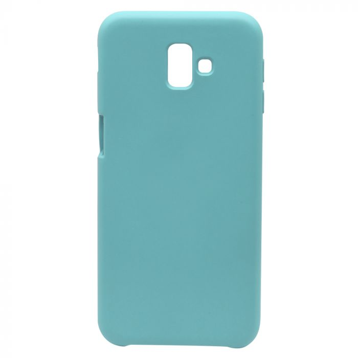 Carcasa Samsung Galaxy J6 Plus Lemontti Aqua Ice Blue