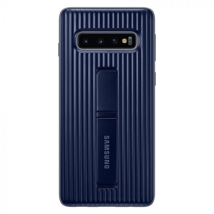 Carcasa Samsung Galaxy S10 G973 Protective Standing Blue