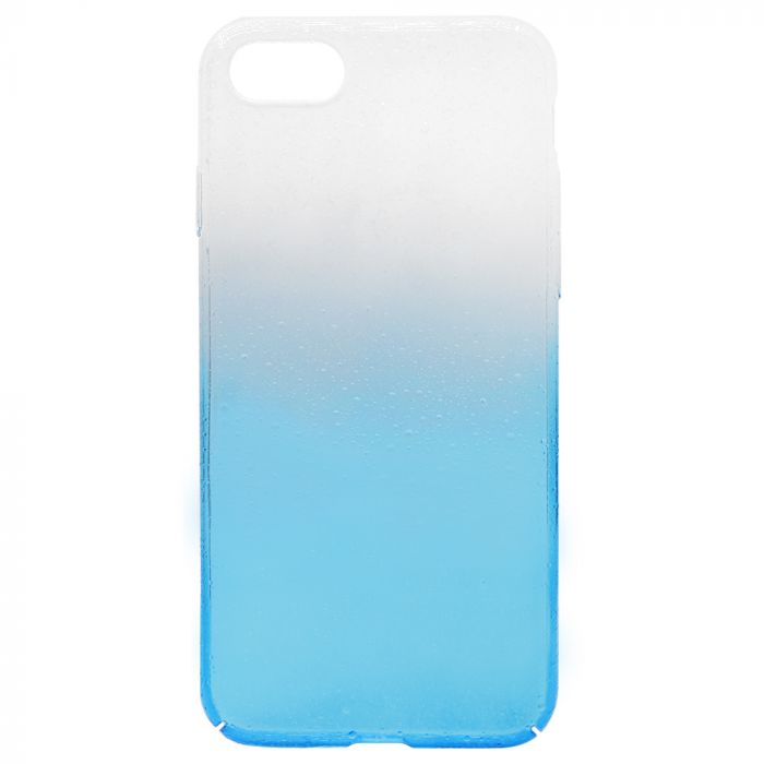 Carcasa iPhone 8 / 7 Meleovo Water Drops Blue