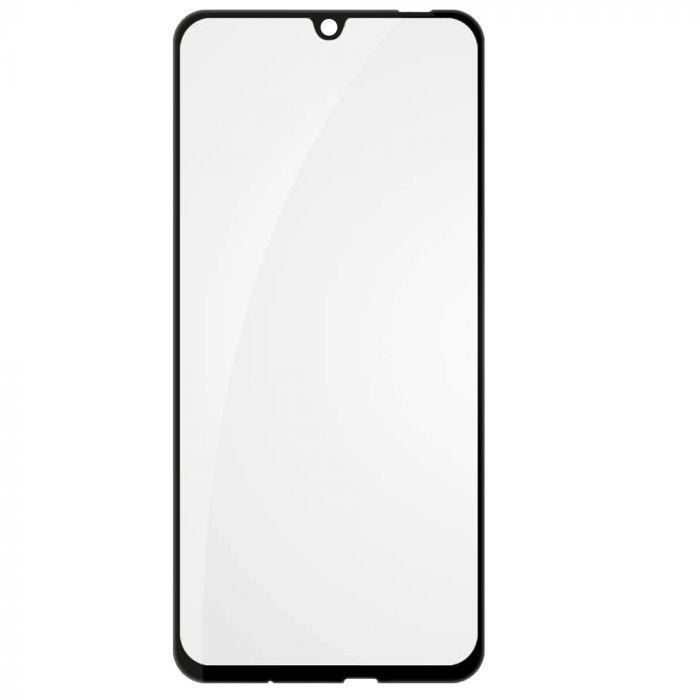 Folie Huawei P Smart (2019) Devia Frame Sticla Temperata Black
