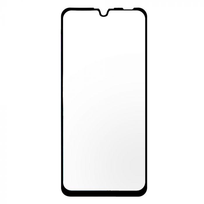 Folie Huawei P30 Devia Frame Sticla Temperata Black