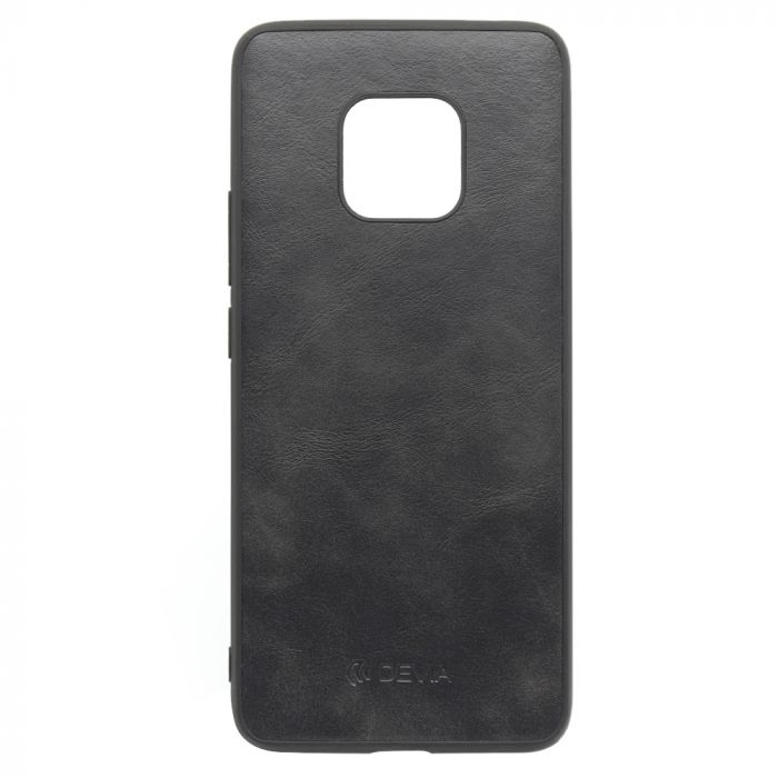 Carcasa Huawei Mate 20 Pro Devia Original Leather Black
