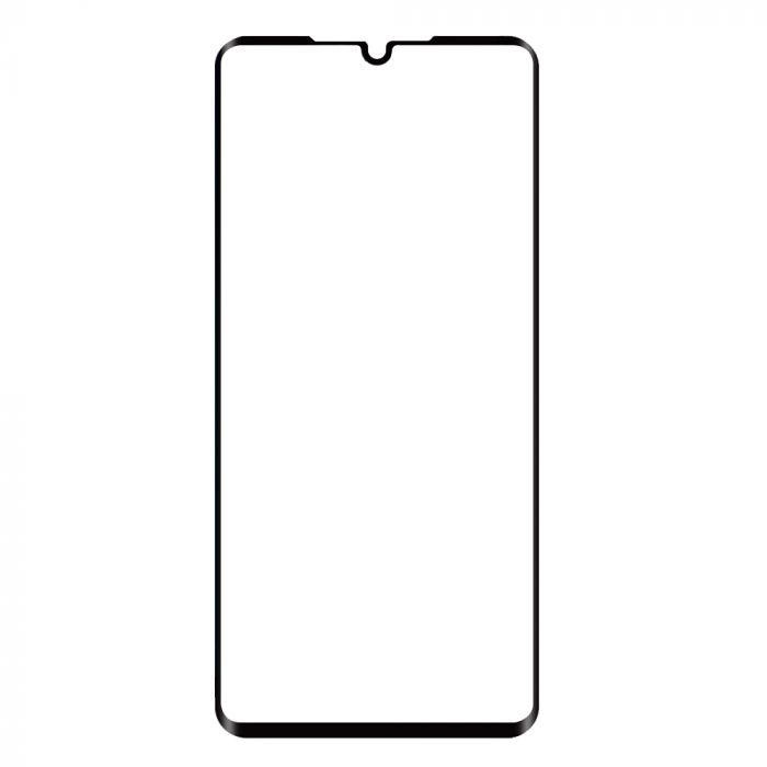 Folie Huawei P30 Lemontti Sticla Full Fit Black