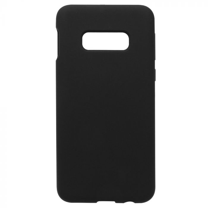 Carcasa Samsung Galaxy S10e G970 Just Must Defense Liquid Silicone Black