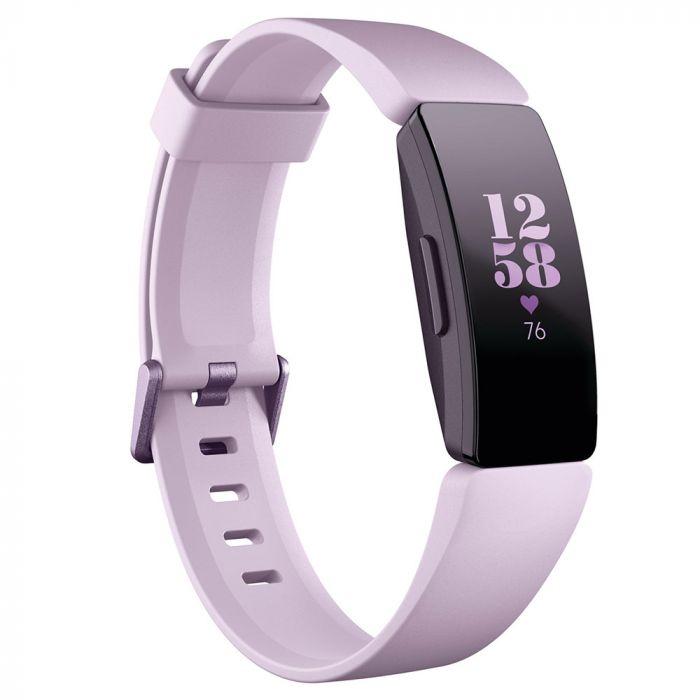 Fitbit Bratara Fitness Inspire HR Lilac