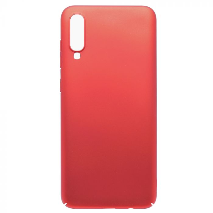 Carcasa Samsung Galaxy A70 Just Must Uvo Red