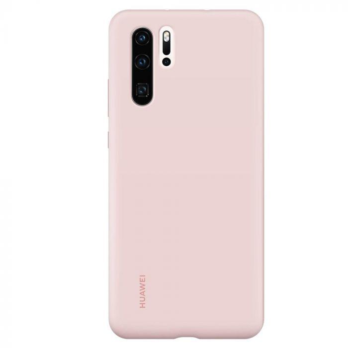 Husa Huawei P30 Pro Huawei Silicon Case Pink