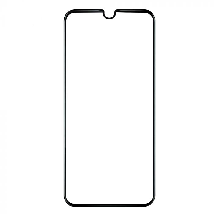 Folie Samsung Galaxy A20e Devia Frame Sticla Temperata Black