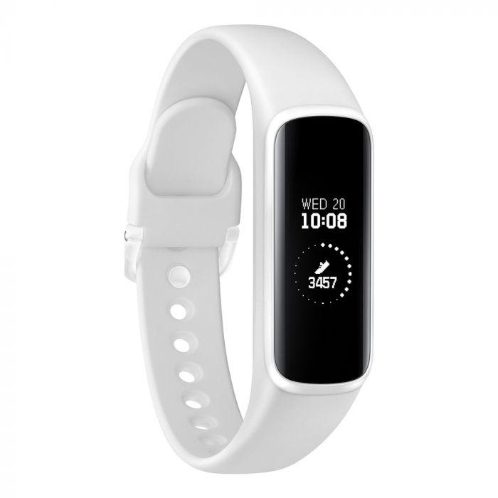 Samsung Bratara Fitness Galaxy Fit e Bluetooth 5.0 White