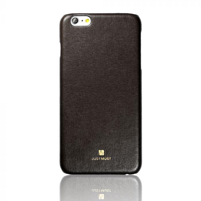 Carcasa iPhone 6/6S Just Must Supreme Black