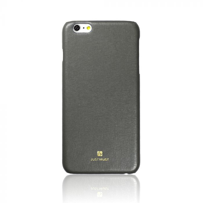 Carcasa iPhone 6/6S Just Must Supreme Gray