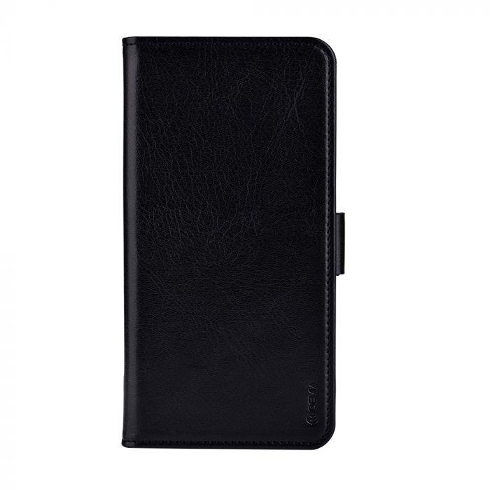 Husa iPhone 6 Plus Devia Magic 2 in 1 Black (piele book cu carcasa magnetica detasabila)