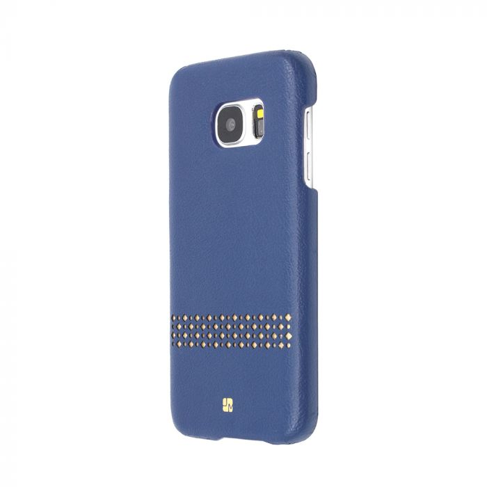 Carcasa Samsung Galaxy S7 Just Must Carve V Navy (protectie margine 360�)