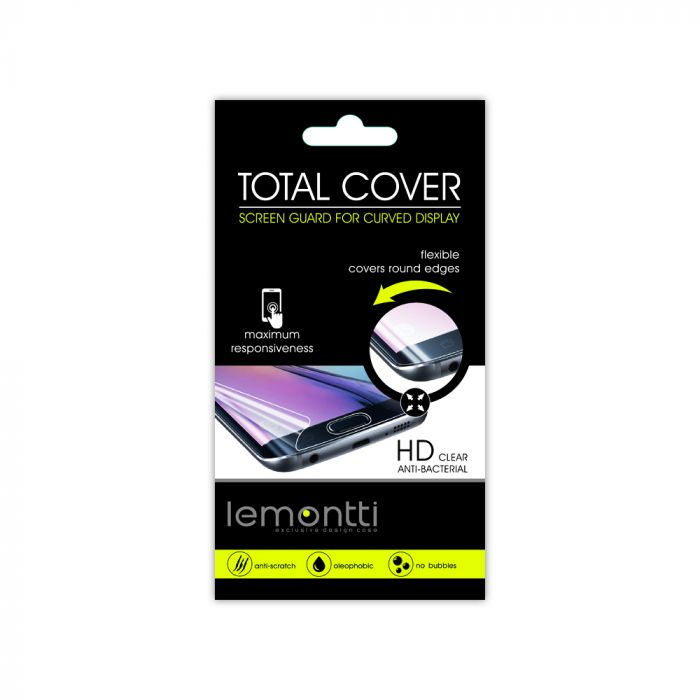 Folie LG G5 Lemontti Clear Total Cover (1 fata, flexibil)