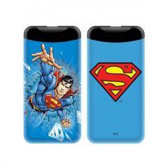 Power Bank DC Comics 2.1A Superman 001 6.000 mAh