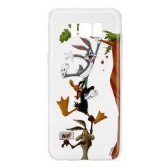 Husa Samsung Galaxy S8 G950 Looney Tunes Silicon Looney Tunes 005 Clear