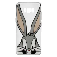 Husa Samsung Galaxy S8 G950 Looney Tunes Silicon Bugs 001 Clear