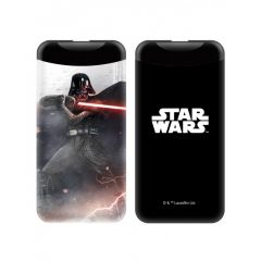 Resigilat Power Bank Star Wars 2.1A Darth Vader 002 6.000 mAh