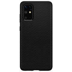 Husa Samsung Galaxy S20 Plus Spigen Liquid Air Black