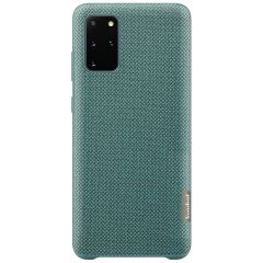 Husa Samsung Galaxy S20 Plus Samsung Kvadrat Cover Green