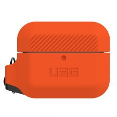 Husa Airpods Pro UAG Silicon Orange / Black