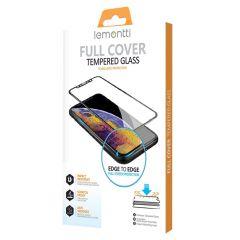 Folie Samsung Galaxy Note 20 Lemontti Sticla 2.5D Case Friendly Black