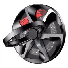 Suport Baseus Ring Wheel Bracket Black + Silver
