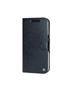 Husa HTC 10 Lemontti Book Jelly Negru