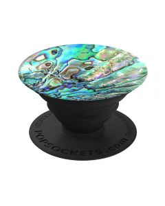 Suport Popsockets Stand Adeziv Faux Abalone