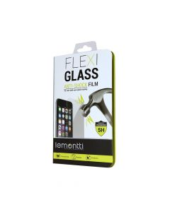 Folie iPhone SE/5S Lemontti Flexi-Glass (1 fata)