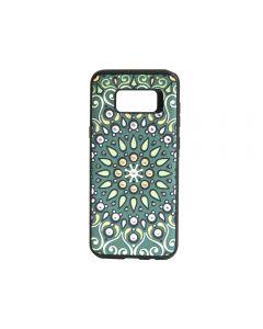 Carcasa Samsung Galaxy S8 Plus G955 Occa Artist Indian Mandala (3D print cu cristale)
