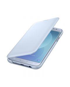 Husa Samsung Galaxy J7 (2017) Samsung Book Wallet Cover Blue