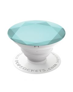 Suport Popsockets Stand Adeziv Glacier Metallic Diamond
